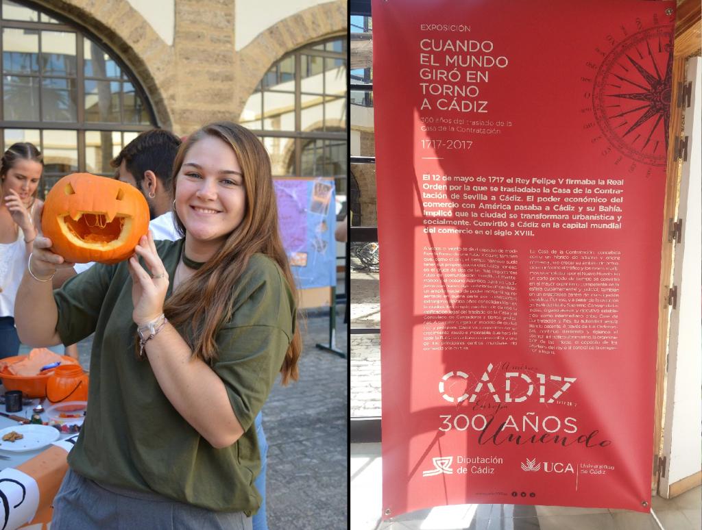 Galeria de fotos de los actos de celebración del Tricentenario del Traslado de la Casa de Contratación e Intercambio Cultural del 25-Octubre