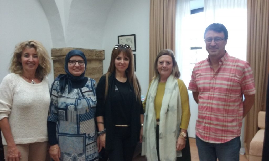Visita Dra. Akila Sellami-Baklouti de la Universidad de Sfax (Túnez)