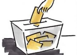 Proclamación provisional de electos a delegados de curso