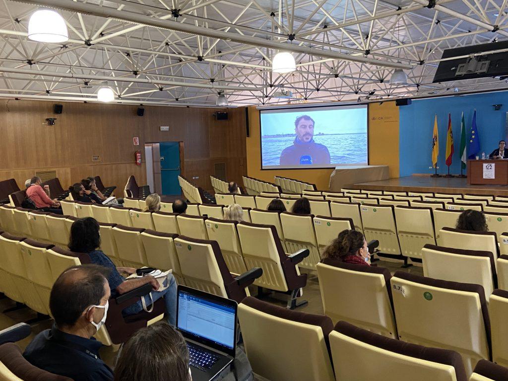Clausura del I Congreso Iberoamericano de Arqueología Náutica y Subacuática.